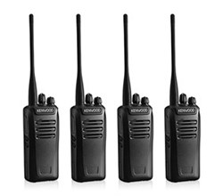 Kenwood Walkie Talkies / Two Way Radios 4 Radio kenwood nx 240v16p