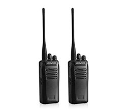 Kenwood Walkie Talkies / Two Way Radios   2 Radio kenwood nx 240v16p