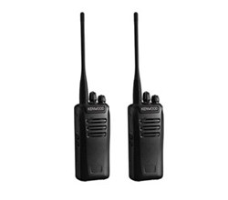 Kenwood Walkie Talkies / Two Way Radios   2 Radio kenwood nx 340u16p