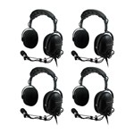 Kenwood KNWD-KHS-10-OH (4-Pack) Headset