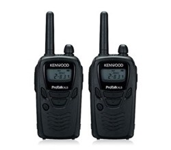 Kenwood Walkie Talkies / Two Way Radios   2 Radio kenwood tk3230k