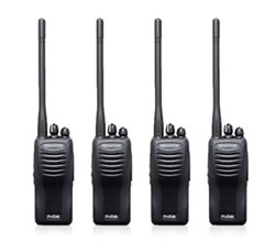Kenwood Walkie Talkies / Two Way Radios 4 Radio kenwood tk3402u16p