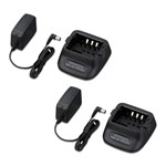 Kenwood KSC43K (2 Pack) Fast Rate Charger