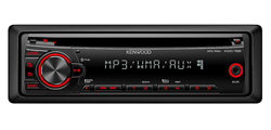 Kenwood Car Audio CD / DVD / MP3 Receivers  kenwood kdc 152