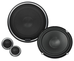 Kenwood Kfc-p709ps Component Speaker System