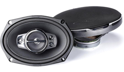 Kenwood Car Audio Speakers  kenwood kfc 6995ps