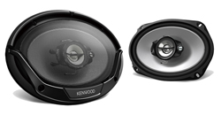 Kenwood Car Audio Speakers  kenwood kfc 6965s