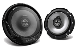 Kenwood Car Audio Speakers  kenwood kfc 1665s