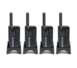 Kenwood Walkie Talkies / Two Way Radios 4 Radio kenwood pkt 23k
